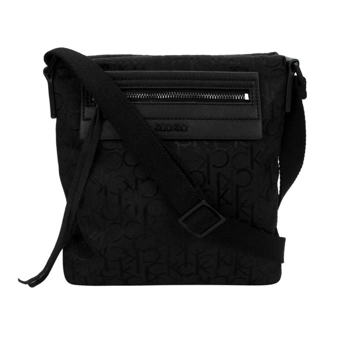 Bolsa Calvin Klein Transversal Bolso Frontal - Compre Agora   Netshoes 0e72dab350