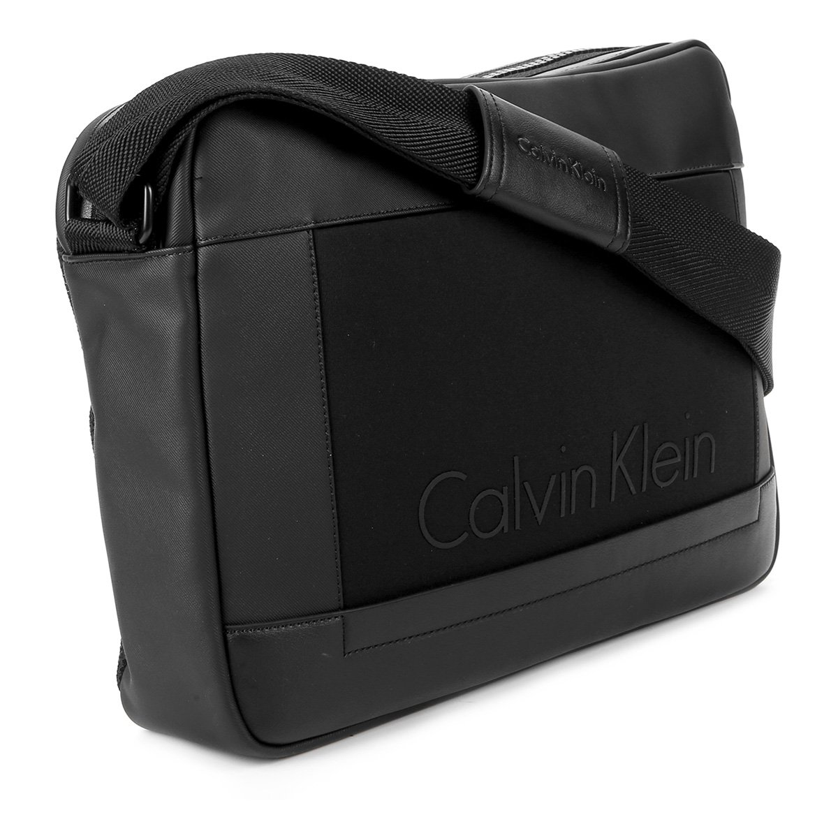 Bolsa Carteiro Calvin Klein Masculina - Compre Agora   Netshoes b73ec1bba1