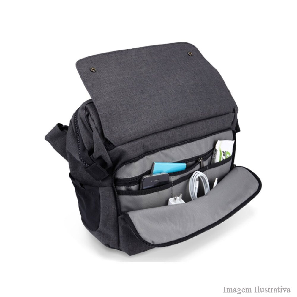 da7dfb6fea Bolsa Case Logic Reflexion para Câmera DSLR + Ipad laptop Média Morel -  Compre Agora