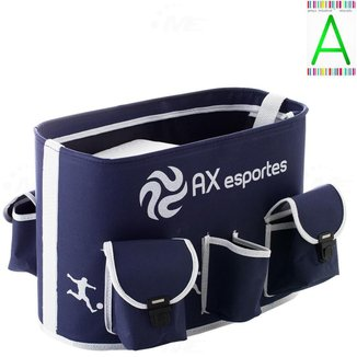 Bolsa de Massagem AX Esportes - Azul