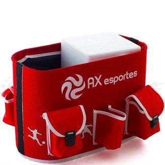 Bolsa de Massagem AX Esportes - Vermelha