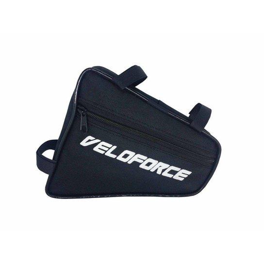 Bolsa De Quadro para Bicicleta Veloforce - Preto