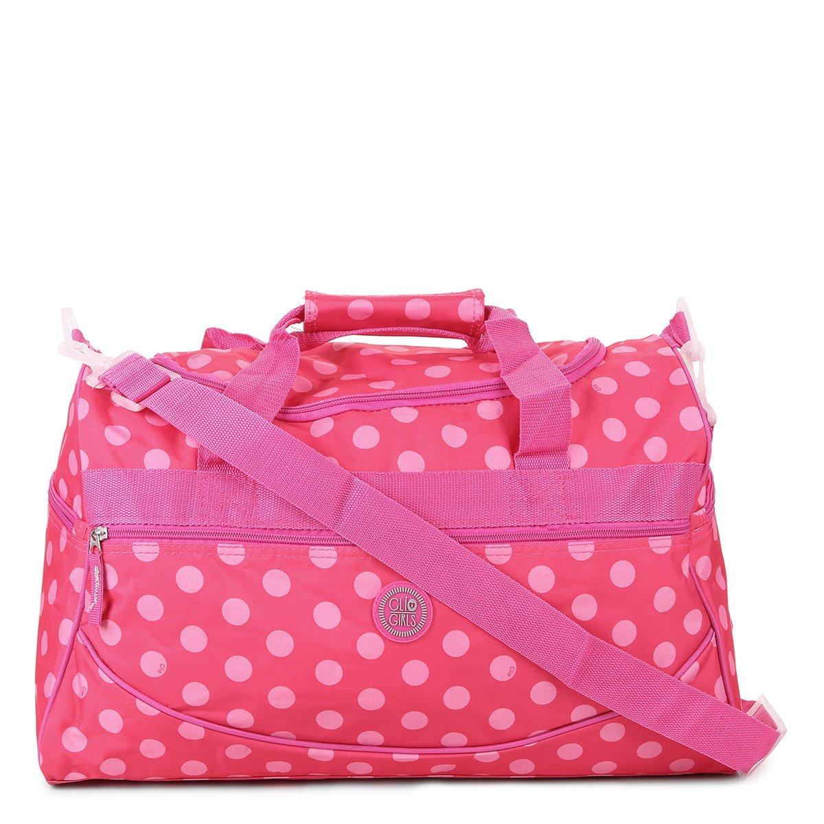 6166423d7 Bolsa de Viagem Clio Estampada Feminina | Netshoes