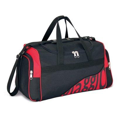 e3b1f17c4 Bolsa de Viagem LS Bolsas com 2 bolsos laterais, alça de mão e alças  tiracolo - Preto | Netshoes
