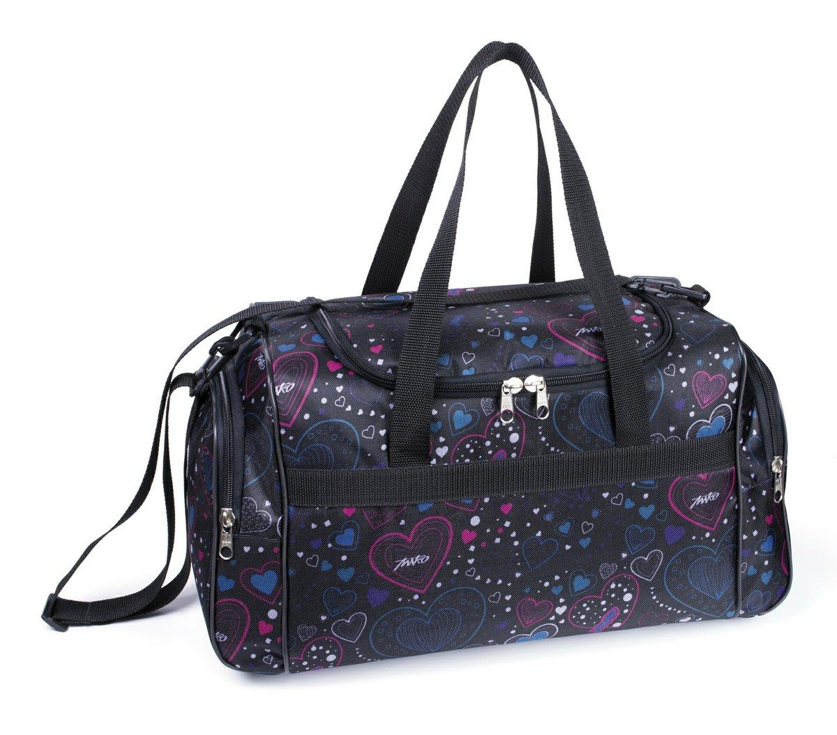 6a1172ea4 Bolsa de Viagem LS Bolsas com 2 bolsos laterais, alças de mão e alças  tiracolo | Netshoes