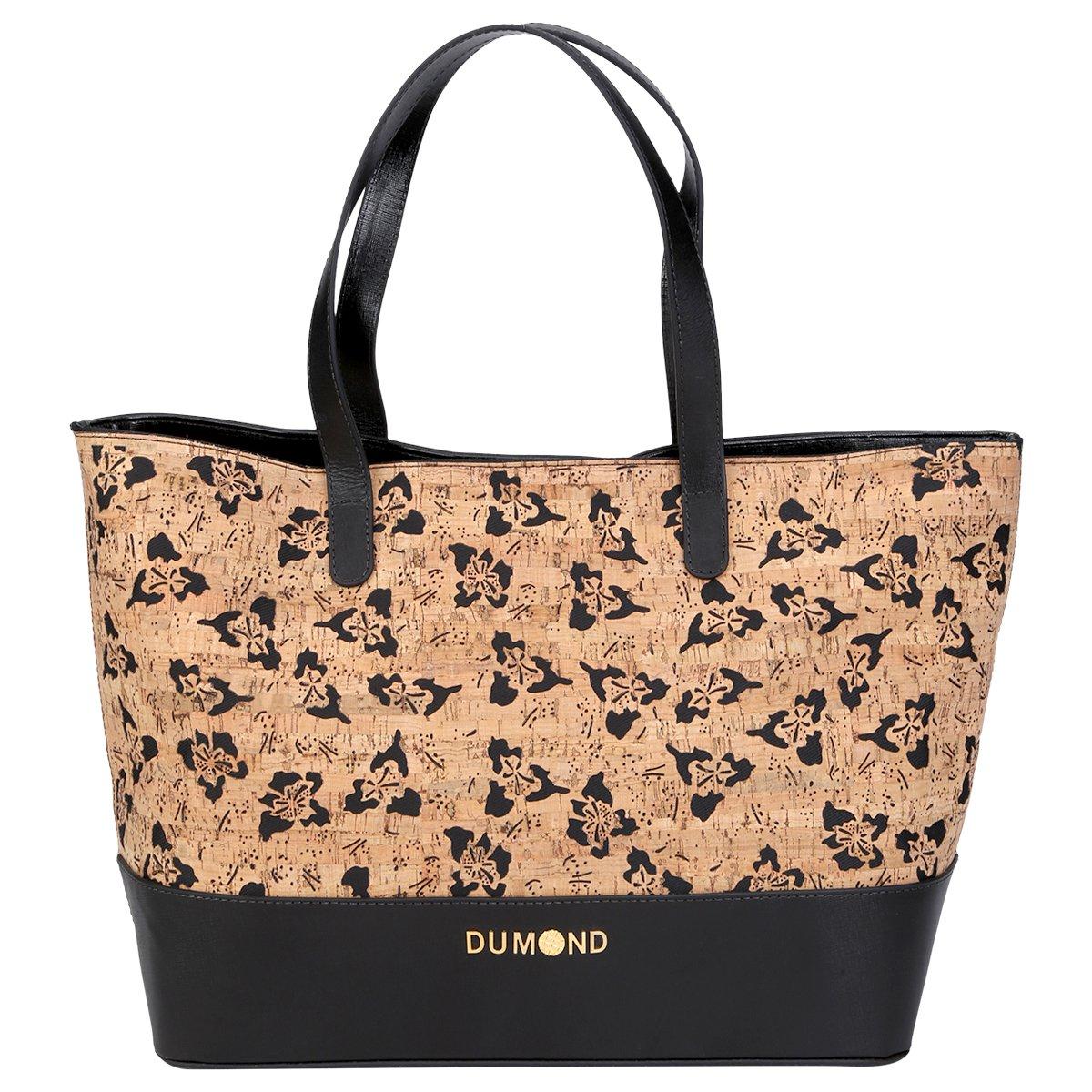 a5f2a9e52 Bolsa Dumond Shop. Bag Cortiça Flores - Compre Agora | Netshoes