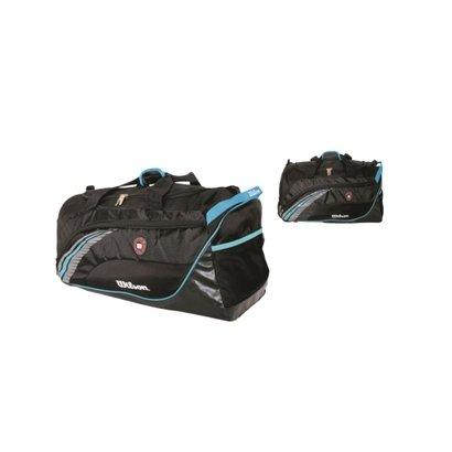 Bolsa Esportiva WTIS13780C Preto/Azul - Wilson - Unissex