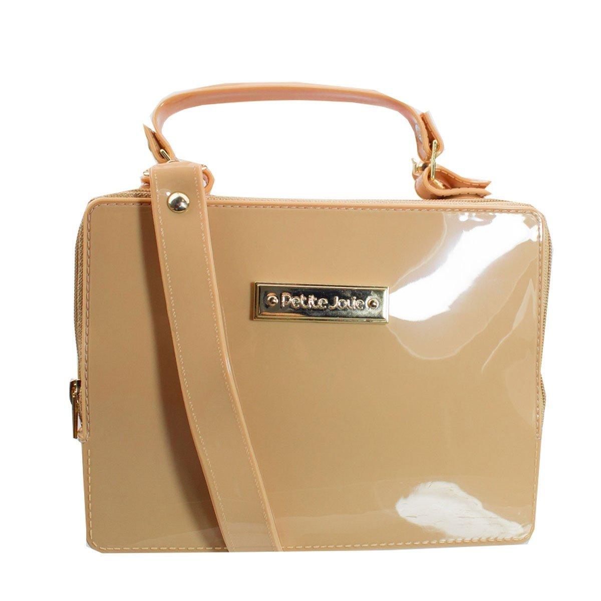 11350c14a Bolsa Feminina Petite Jolie Box Bag PVC Pj2526 - Compre Agora