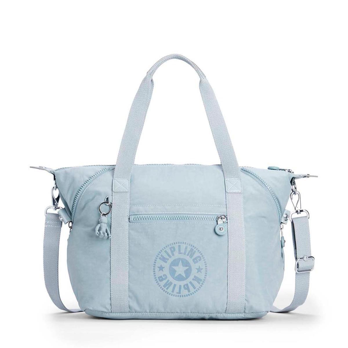 7cf964d2f Bolsa Kipling Art Feminina - Azul - Compre Agora | Netshoes