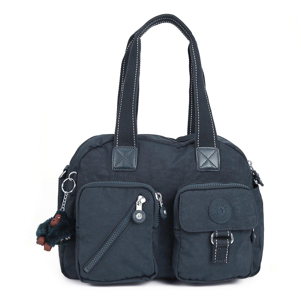 4feeb9c99 Bolsa Kipling Handbag Defea Feminina - Verde escuro | Netshoes