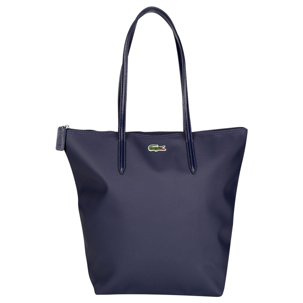 Bolsa Lacoste Shopper - Compre Agora   Netshoes 4abf410ebf