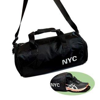Bolsa mala de viagem e treino academia impermeável unissex