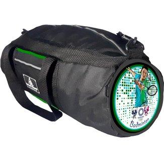 Bolsa / Mochila Bag - Grande E Temática P/ Badminton
