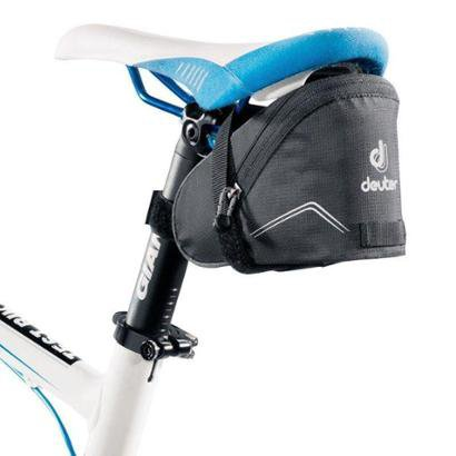 Bolsa Mochila Deuter Bike Bag I Para Bicicleta Preta ? 708350