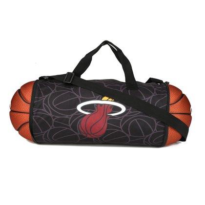 Bolsa NBA Miami Heat Ball Bag Esportiva
