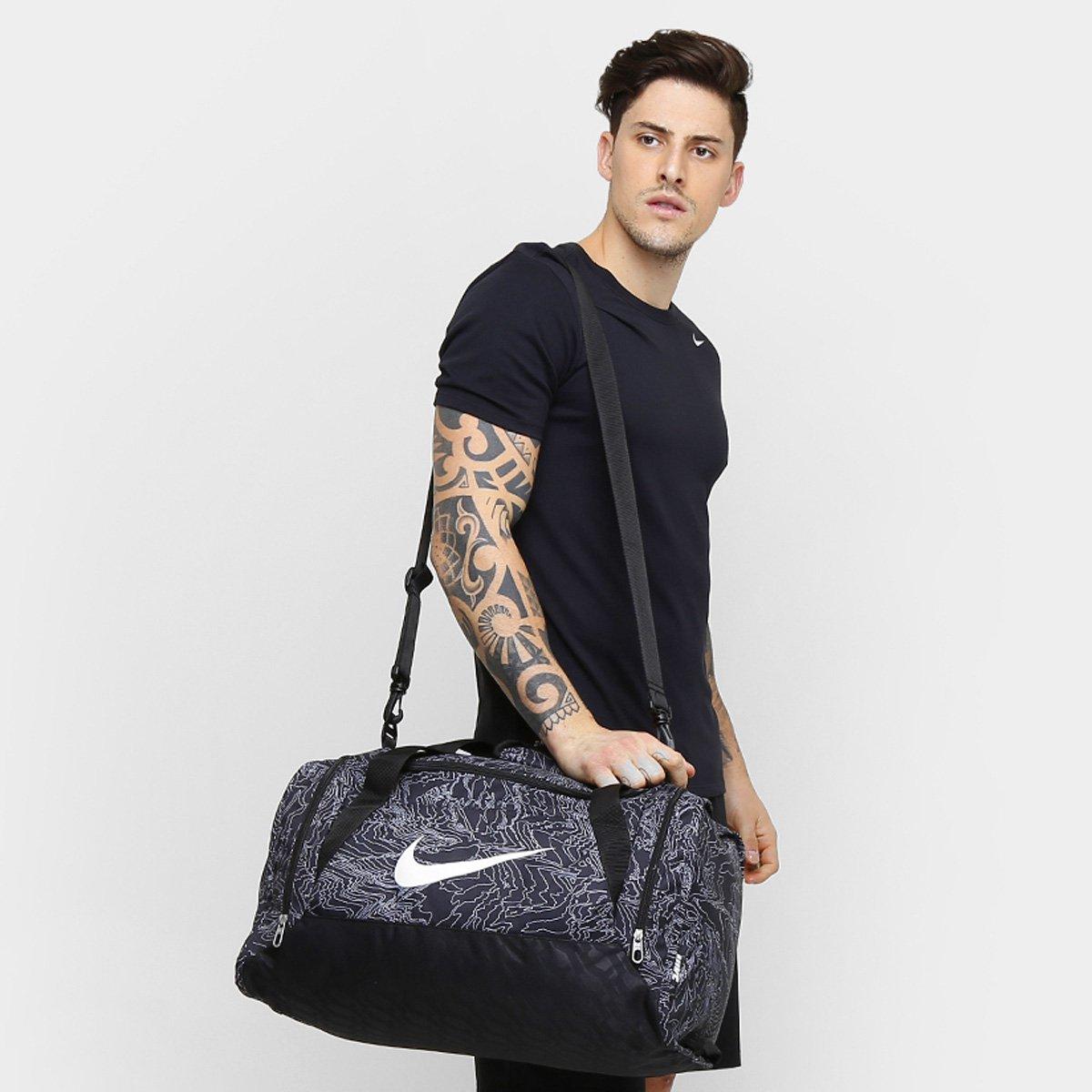 Bolsa Nike Brasilia 6 Duffel Graphic Masculina - Compre Agora  068b6d60a1a7b