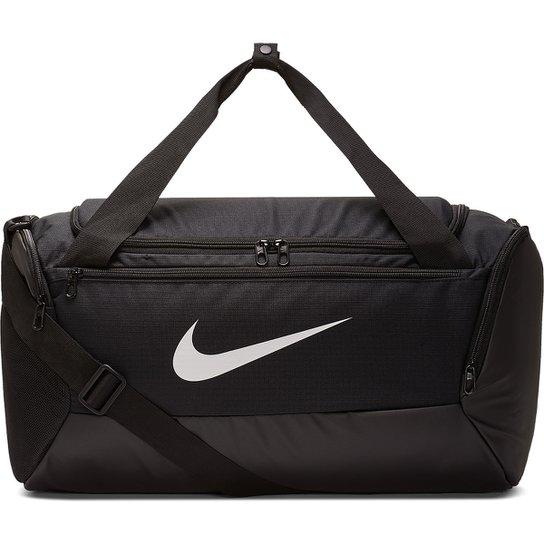 Bolsa Nike Brasília S Duff 9.0 41 Litros - Preto+Branco