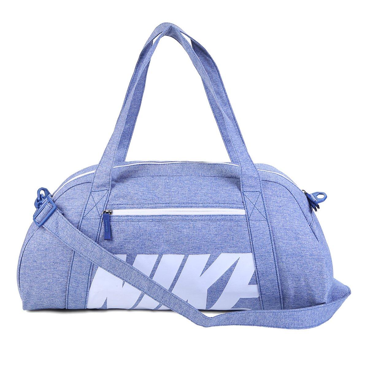 dd59c1aa43524 Bolsa Nike Gym Club Feminina - Azul - Compre Agora