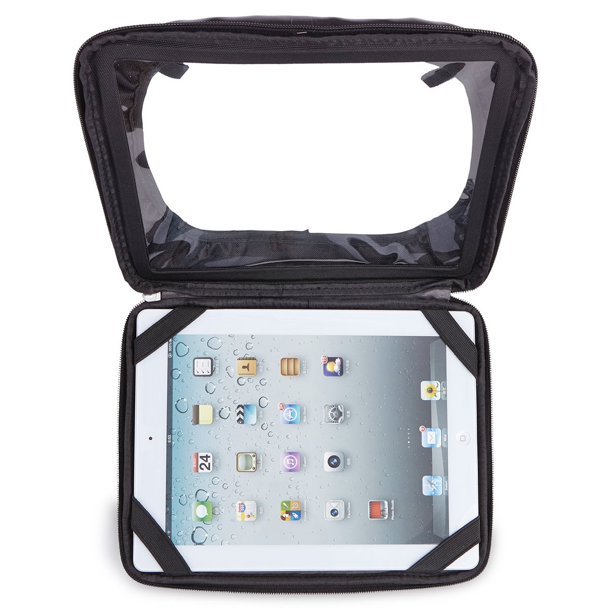 Guidão Map Bolsa iPad Bolsa Preto Tablet Thule p Sleeve p qFwtpaT