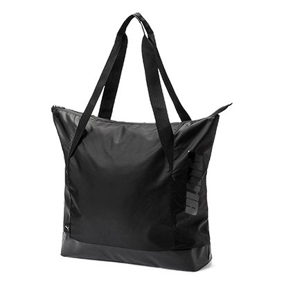 a95e7b6cd Bolsa Puma AT Large Shopper Feminina - Feminino - Preto
