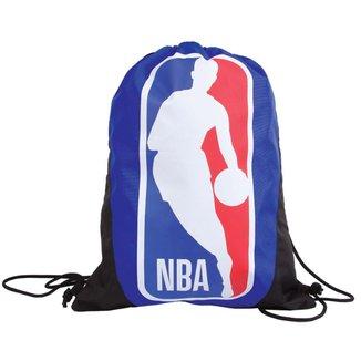Bolsa Saco com Alças da NBA Gymbag