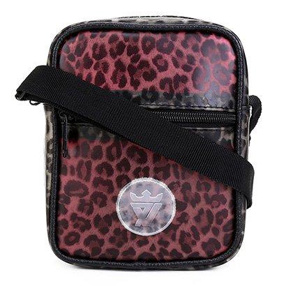 Bolsa Shoulder Bag Seven Brand Animal Print - Masculino
