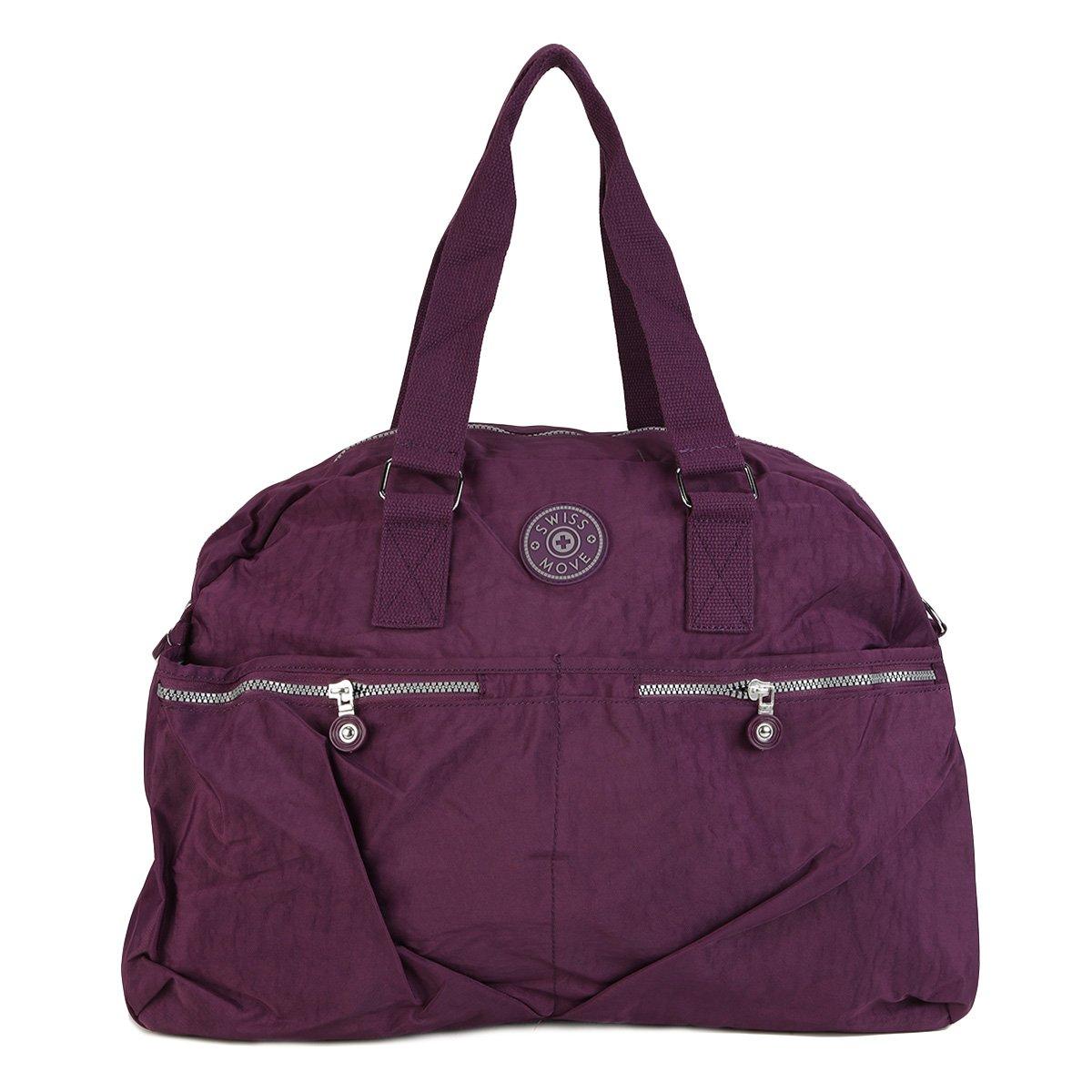 Bolsa Swiss Shopper Move Bolsa It s Crinkle US Feminina - Compre Agora  740ef9b314e9a