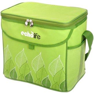 Bolsa Térmica EchoLife Green 9 litros com Alça Ajustável