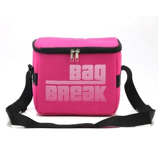 Bolsa Térmica Fitness Mid Sk Bag Break feminina