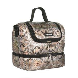 Bolsa Térmica FitSanté Double Bag Classic Snake