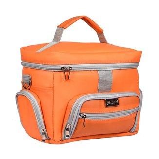 Bolsa Térmica FitSanté Lunch Now Colors Orange