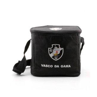 Bolsa Térmica Lancheira Preta - Vasco Da Gama
