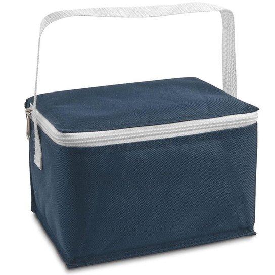 Bolsa Térmica Pequena Basic TopGet Azul - Azul