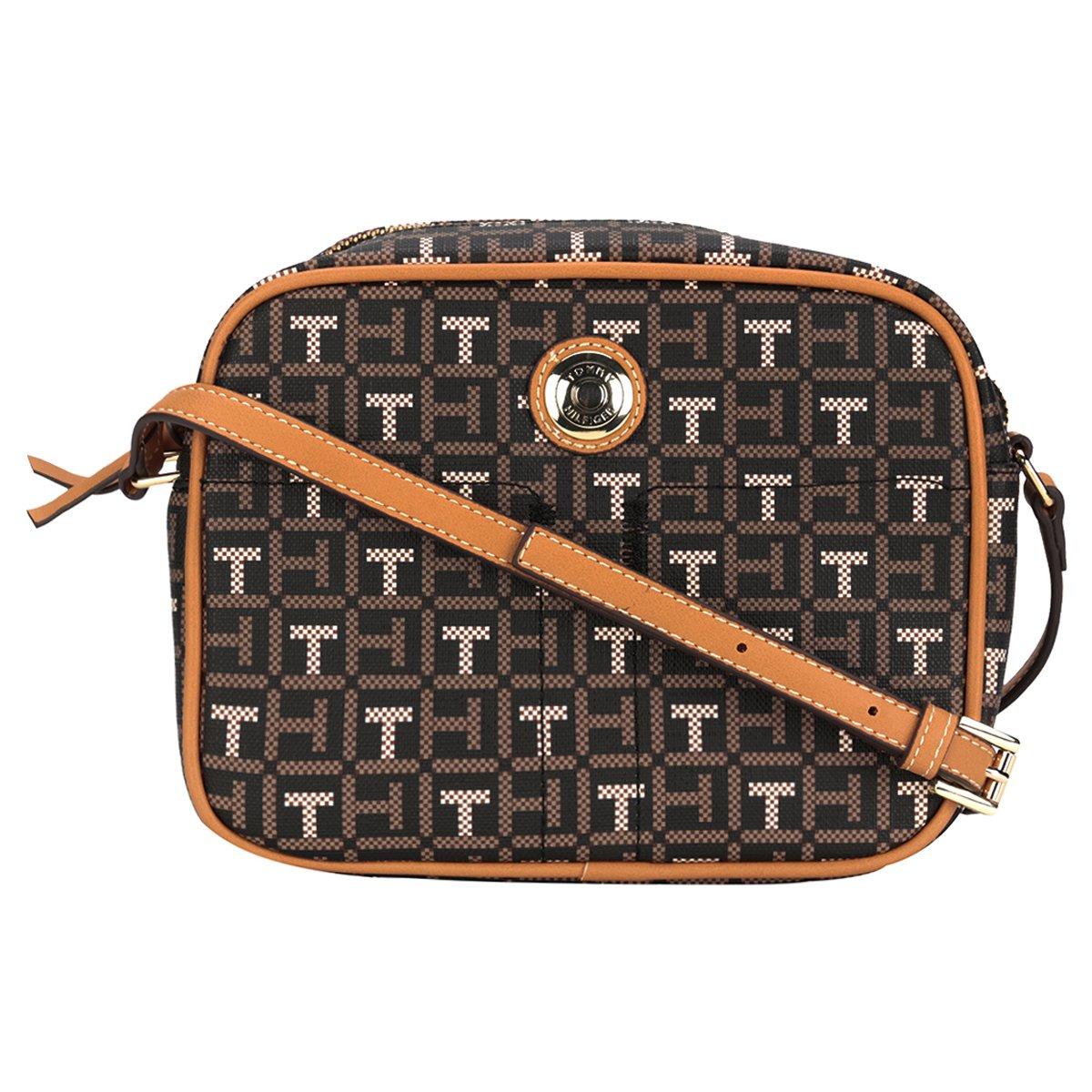 40cf437d8 Bolsa Tommy Hilfiger Club Camera Bag | Netshoes