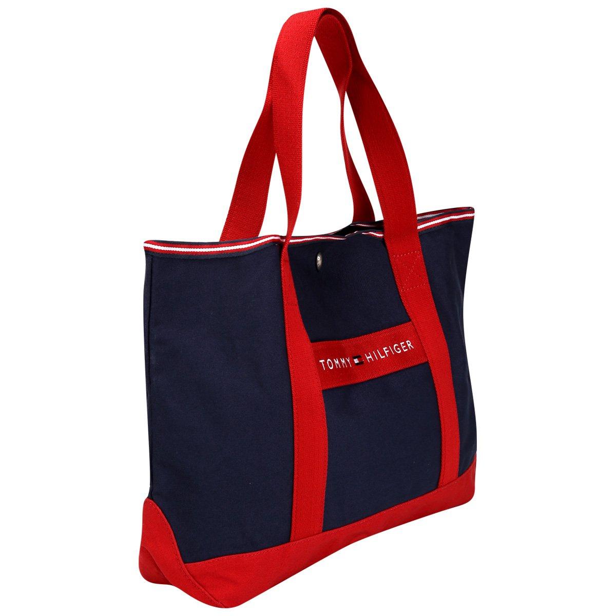 f3f17c663da Bolsa Tommy Hilfiger Shopper - Compre Agora