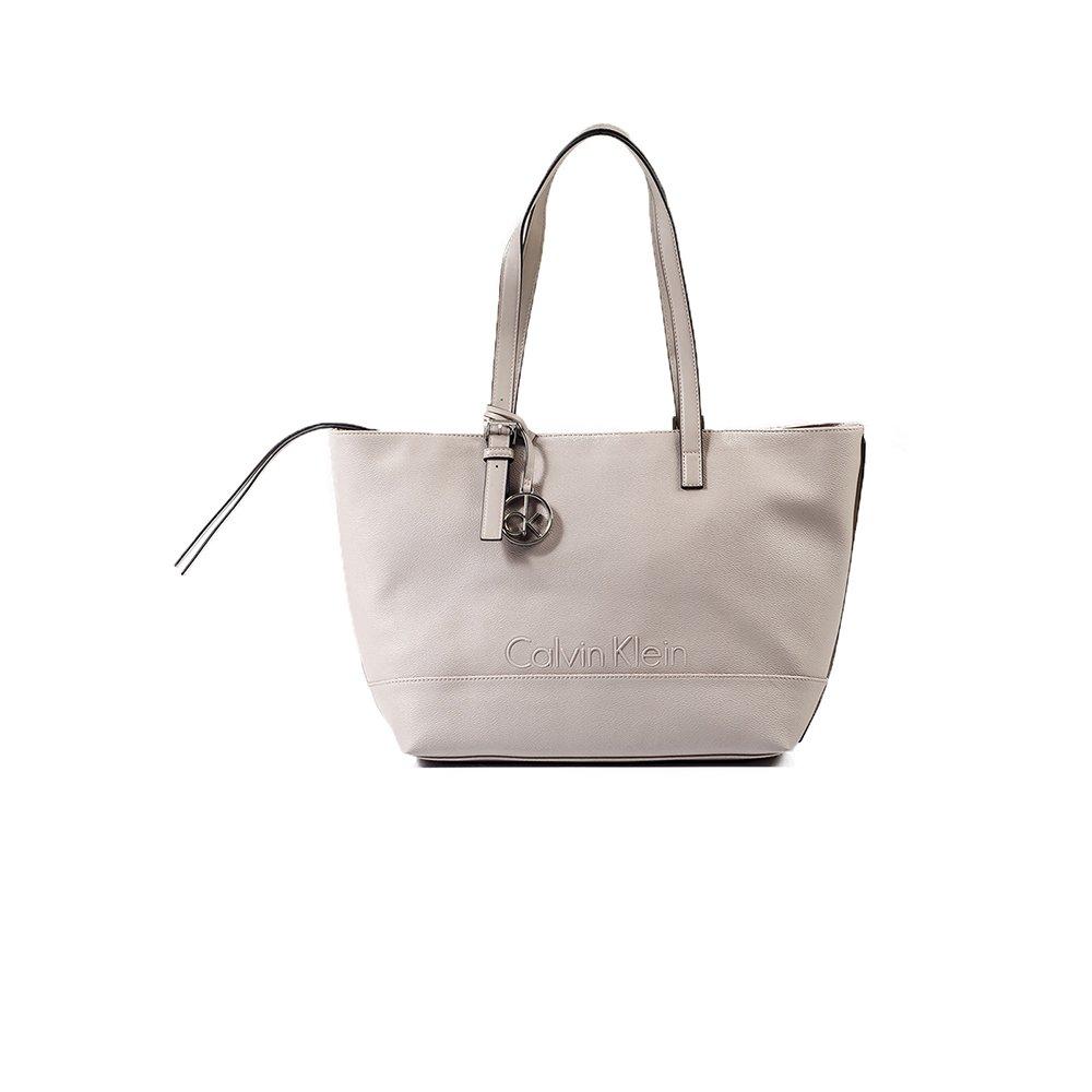 Bolsa Tote Melissa Calvin Klein - Compre Agora   Netshoes 2d2ad89779