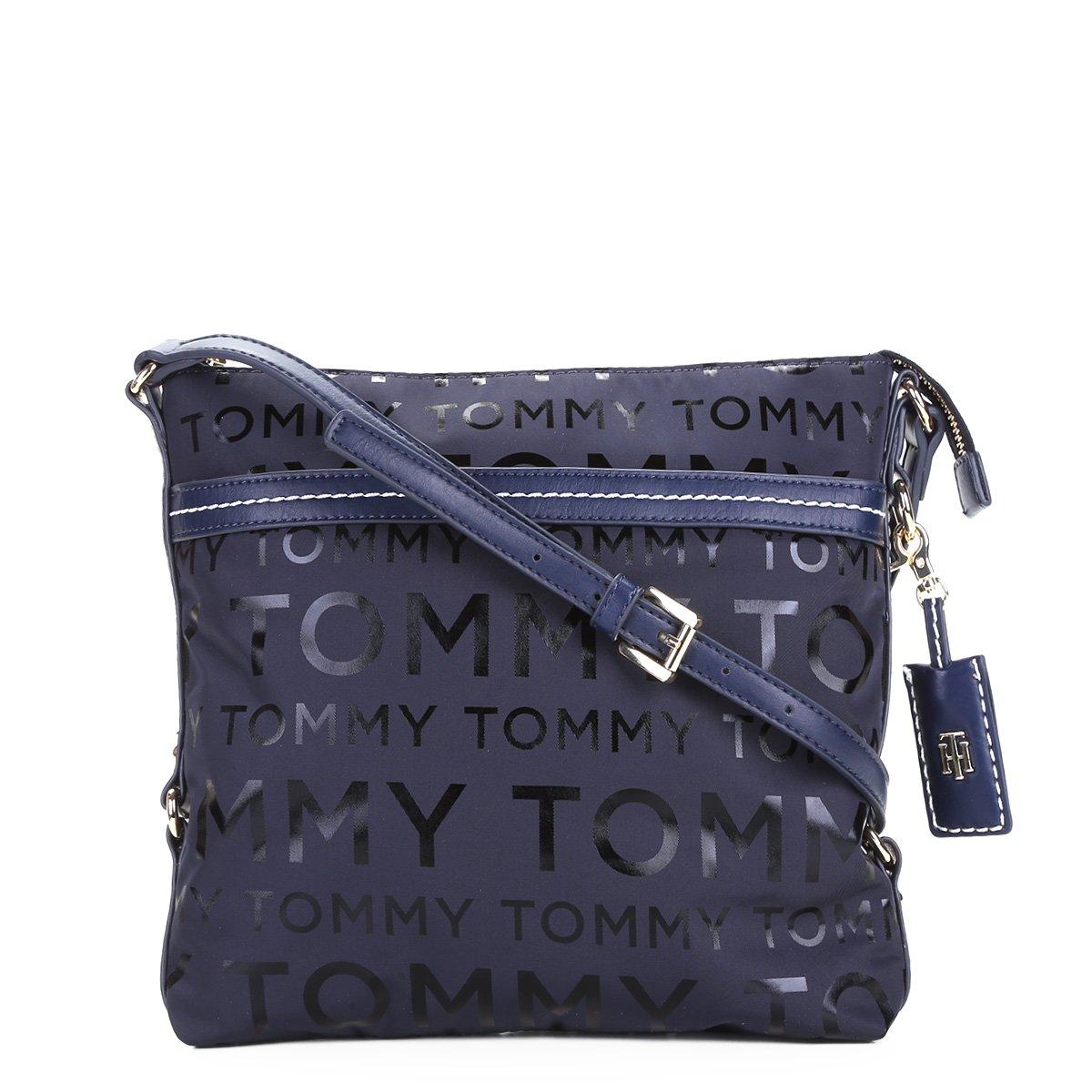 15b0e35d78 Bolsa Transversal Tommy Hilfiger Feminina - Compre Agora