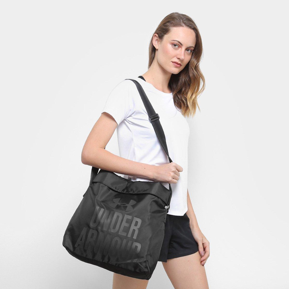 f4b35039306 Bolsa Under Armour Shopper Crossbody Feminina - Compre Agora