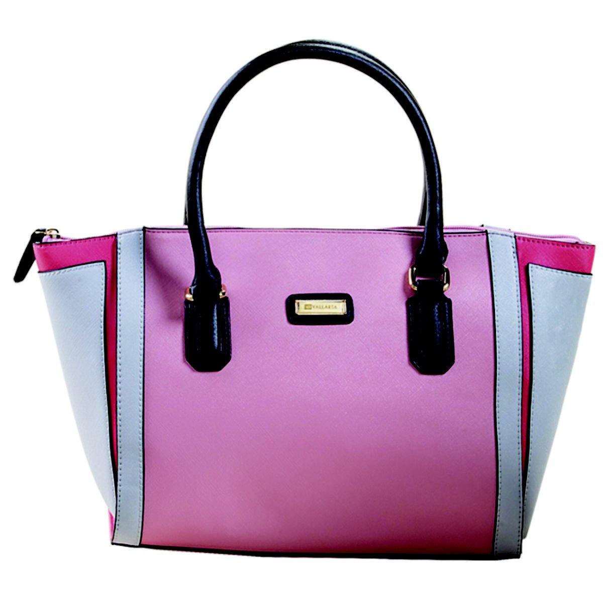 Shopper Bolsa Vallarta Rosa Bolsa Dupla Alça Vallarta n0pnSx