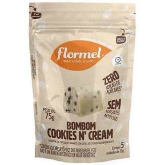 Bombom Flormel Cookies N'cream 75g