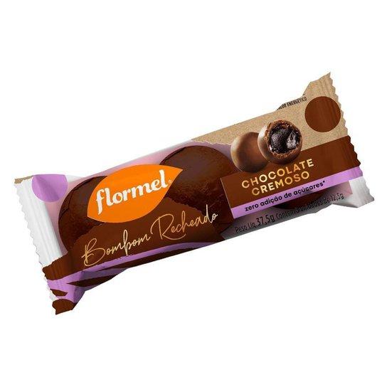 Bombom Redondo Rech Chocolate 37,5g FLORMEL -