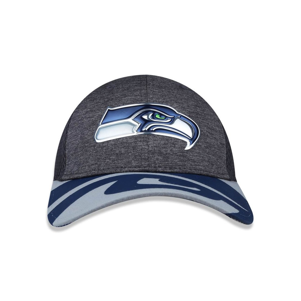 d15291b784 Boné 3930 Seattle Seahawks NFL Aba Curva New Era - Cinza - Compre ...