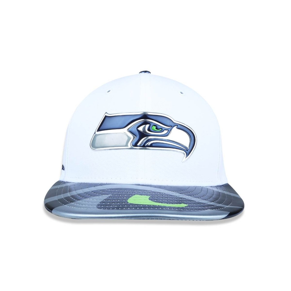 Boné 5950 Seattle Seahawks NFL Aba Reta New Era - Compre Agora ... 508eea6fabc