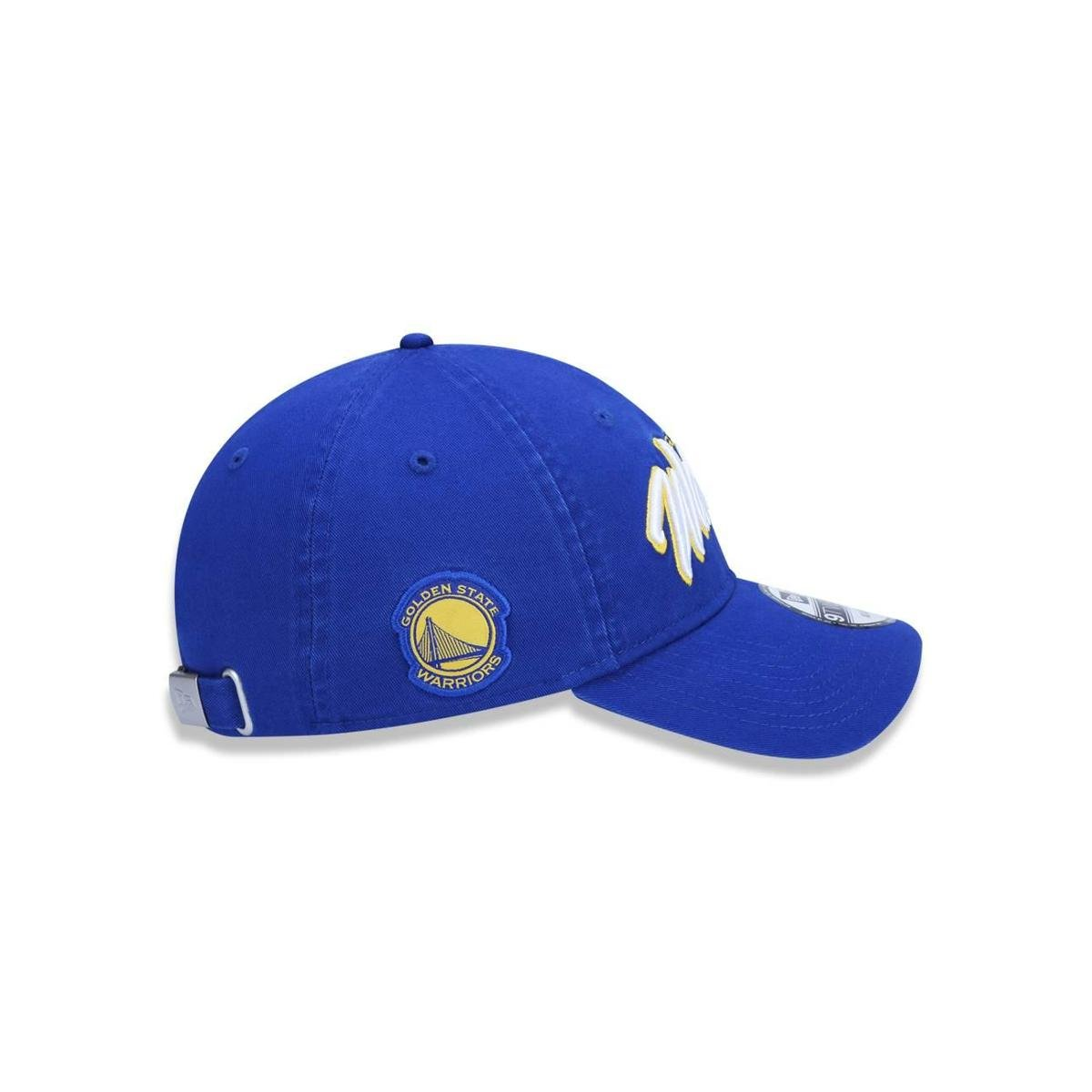 Boné 920 Golden State Warriors NBA Aba Curva Strapback New Era ... 90c7fd9d27f