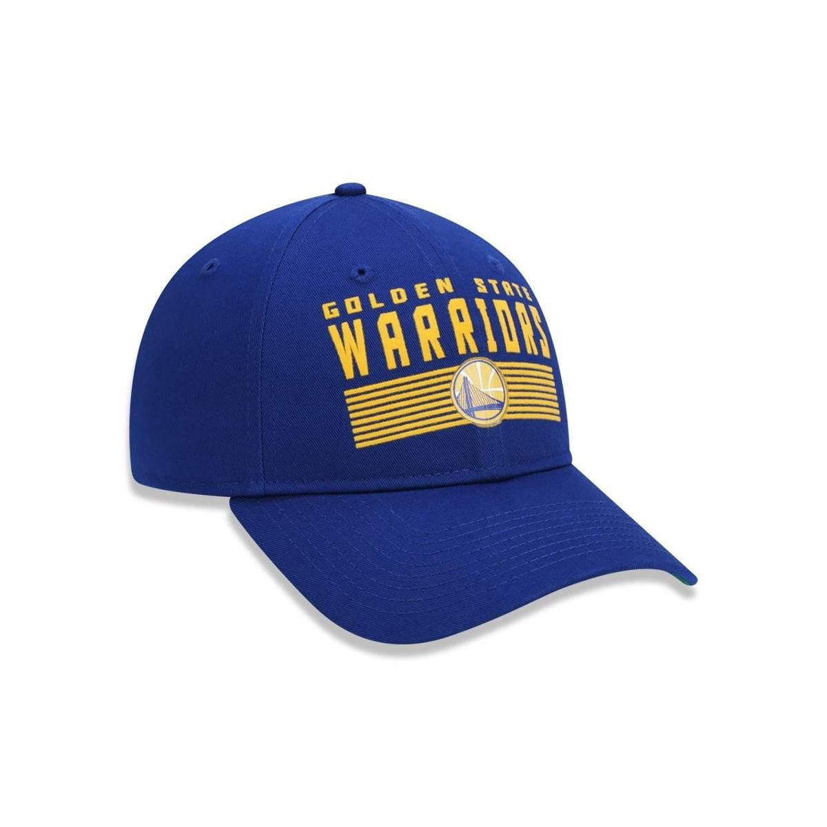 ... Boné 920 Golden State Warriors NBA Aba Curva Strapback New Era ... c8d2033a37f