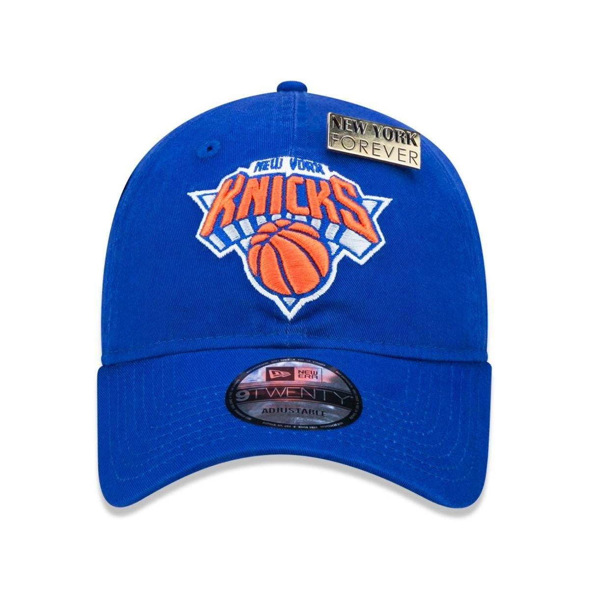 Boné 920 New York Knicks NBA Aba Curva New Era - Compre Agora  ca95b160910