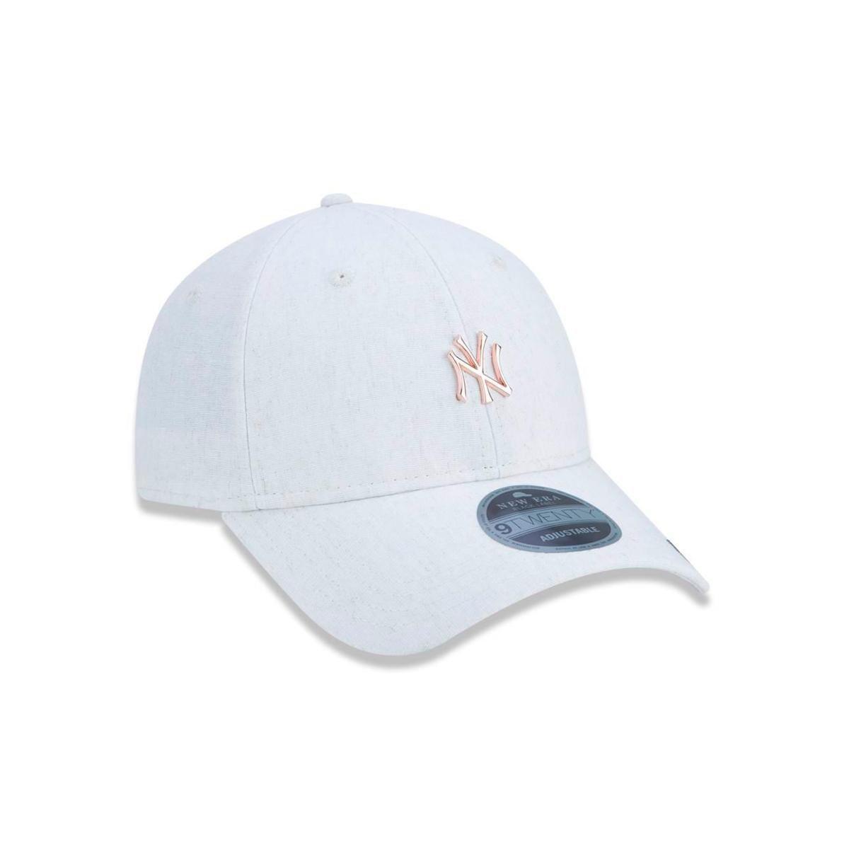 Boné 920 New York Yankees MLB Aba Curva New Era - Compre Agora ... b6ecff75ca523