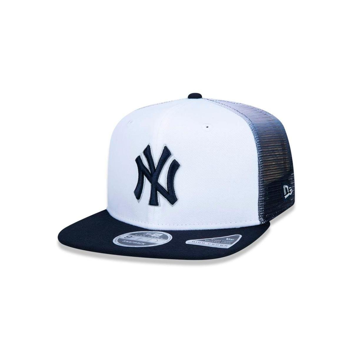 Boné 920 New York Yankees MLB Aba Curva New Era - Compre Agora ... 4800f4b379d