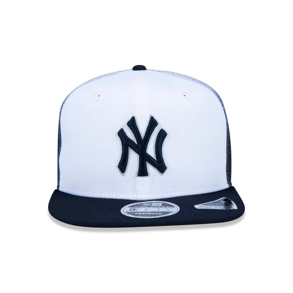 Boné 920 New York Yankees MLB Aba Curva New Era - Compre Agora ... 3a2b15162f4cf