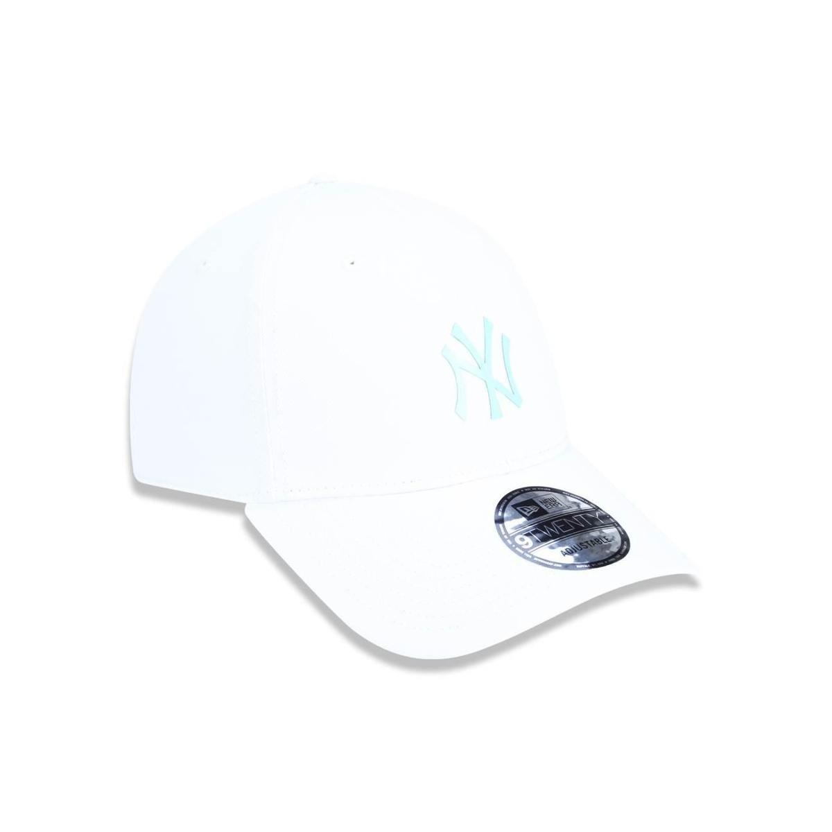 Bone 920 New York Yankees MLB New Era - Branco - Compre Agora  c13f3ca750fe1
